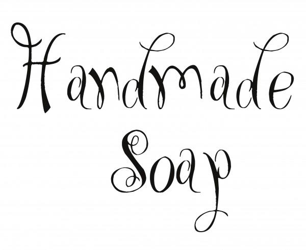 Handmade Soap Reliefeinlagen