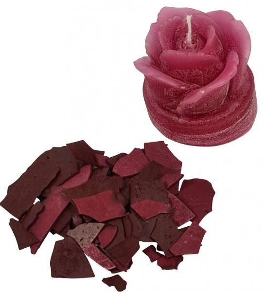 Kerzenfarbe Pigment rosa