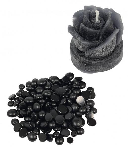 Kerzenfarbe Pigment schwarz