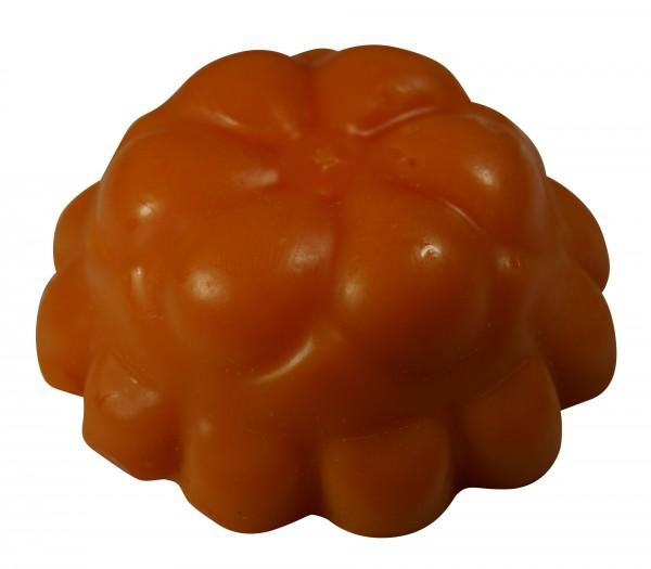 Knetwachs orange