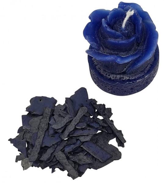 Kerzenfarbe Pigment dunkelblau