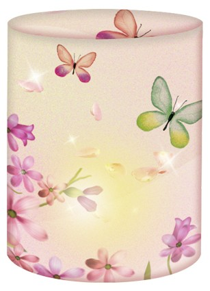 Schmetterlinge 1 Mini-Tischlicht