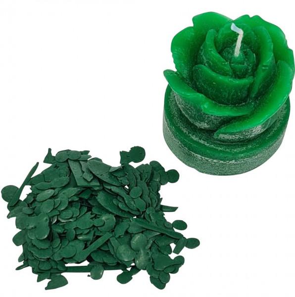 Kerzenfarbe Pigment grün