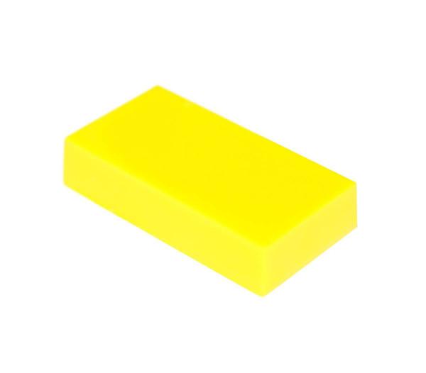 Enkaustic Metallicfarbe neon gelb