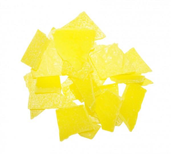 neongelb Wachs-Cracker