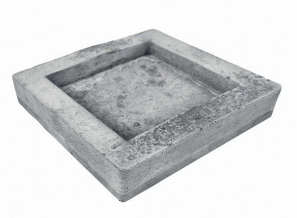 Quadratschalen 105/145 mm (2-fach) Betongießform
