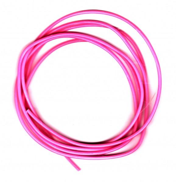 Wachsschnur pink