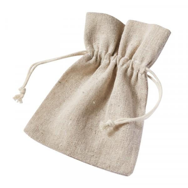 Leinen-Säckchen uni