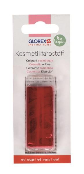 Rot festes Farbkonzentrat