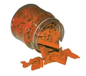 Wachsfarbpigment-Konzentrat orange