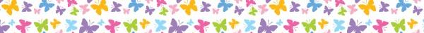 Masking Tape Schmetterling
