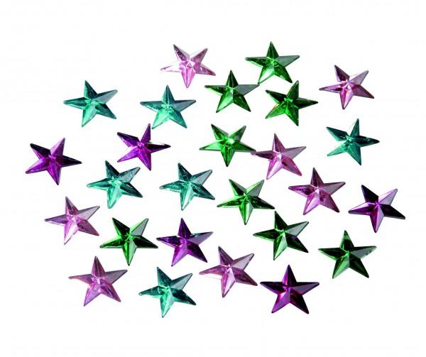 Schmuck-Steine Sterne