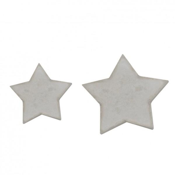 Sterne Betongießform