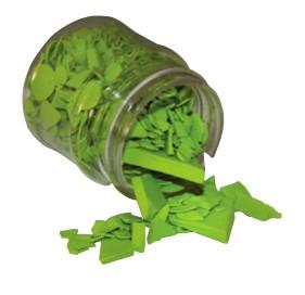 Wachsfarbpigment-Konzentrat frühlingsgrün