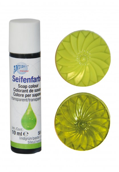 Flüssigfarbe Sapolina lindgrün