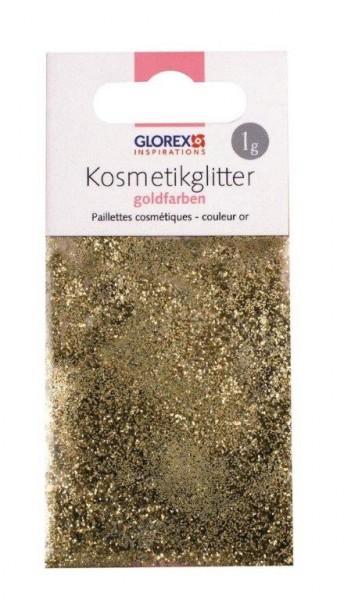gold Glitzer