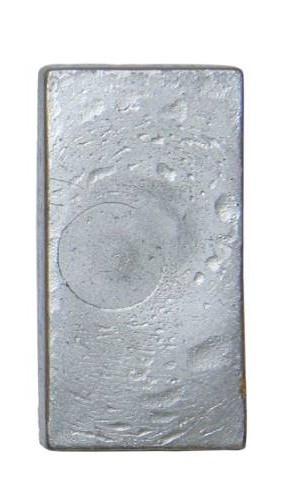 Enkaustic Metallicfarbe silber