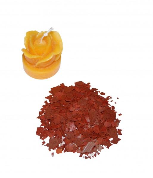Kerzenfarbe Pigment sandrongelb