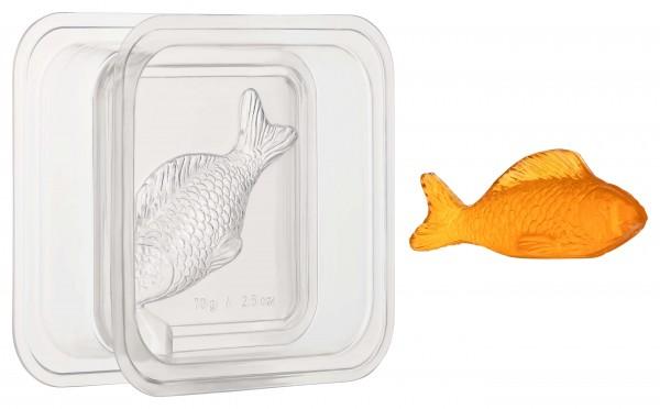 Fisch 3D Seifengießform